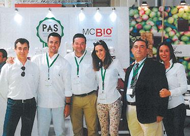 MC BIO – EXPOLIVA 2015 en Jaén. Septiembre 2015