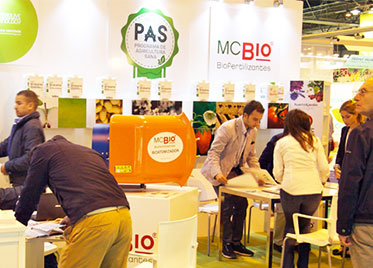 MC BIO – Sexta Muestra de FRUIT ATTRACTION [ Madrid ] – Oct. 2014