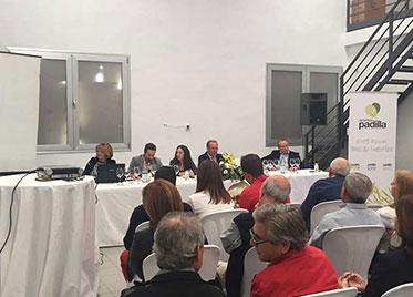 MC BIO – Inaguracion campaña olivarera de Aceites Padilla 24 octubre