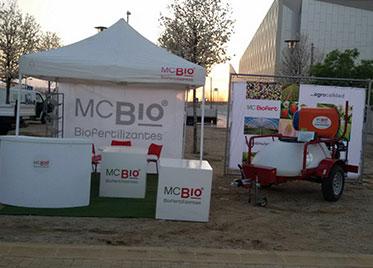 MC BIO – FERIAGRO 2016 – LUCENA 18 abril