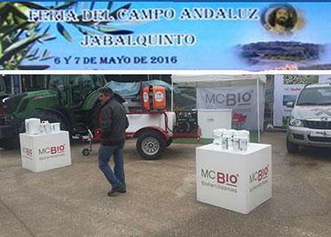 MC BIO – FERIA AGRICOLA DE JABALQUINTO