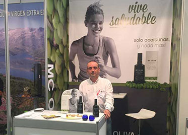 MC NATURE – FERIA DE BILBAO BIOCULTURA MC NATURE SHOP – MC OLIVA