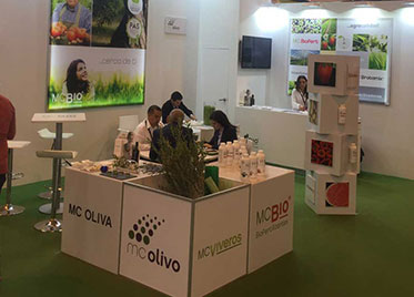 MC BIO – FRUIT ATTRACTION 2016