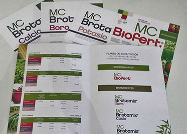 MC BIO – MC BIO colaborador en el IV Congreso de Horticultura de Arevalo