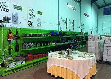 MC BIO – Inauguración de la Delegación Oficial de MC Bio en Cuevas del Campo – Granada –