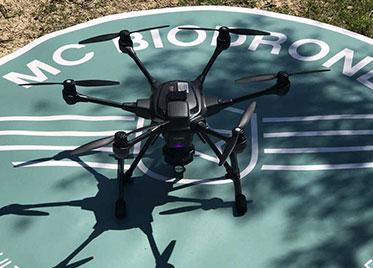 MC BIO – MC Biodrone, agricultura de precisión.