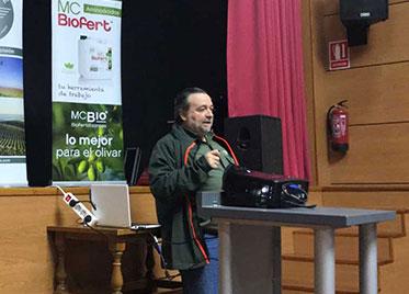 MC BIO – I Jornada Técnica Agrícola en Ibros